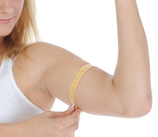 kol germe ve kol liposuction