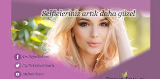selfie modası ve estetik